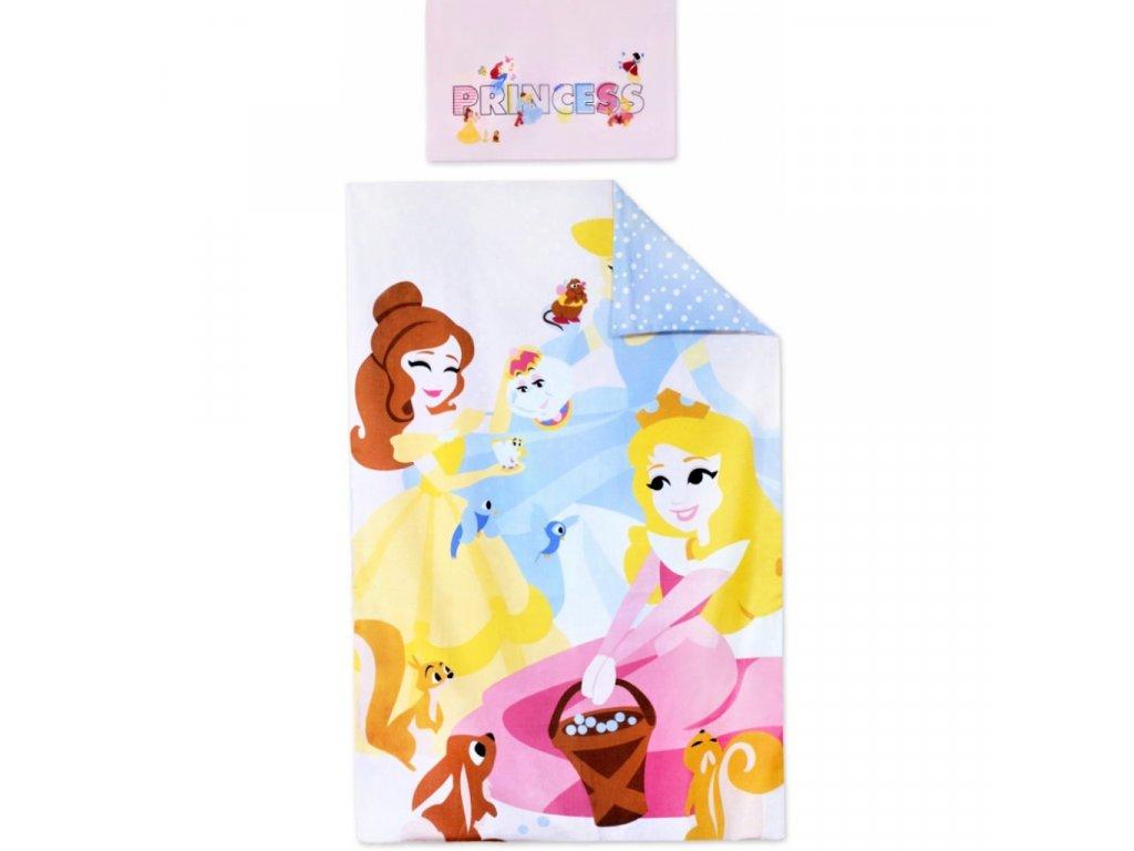 disney povlečení 90x140 princess