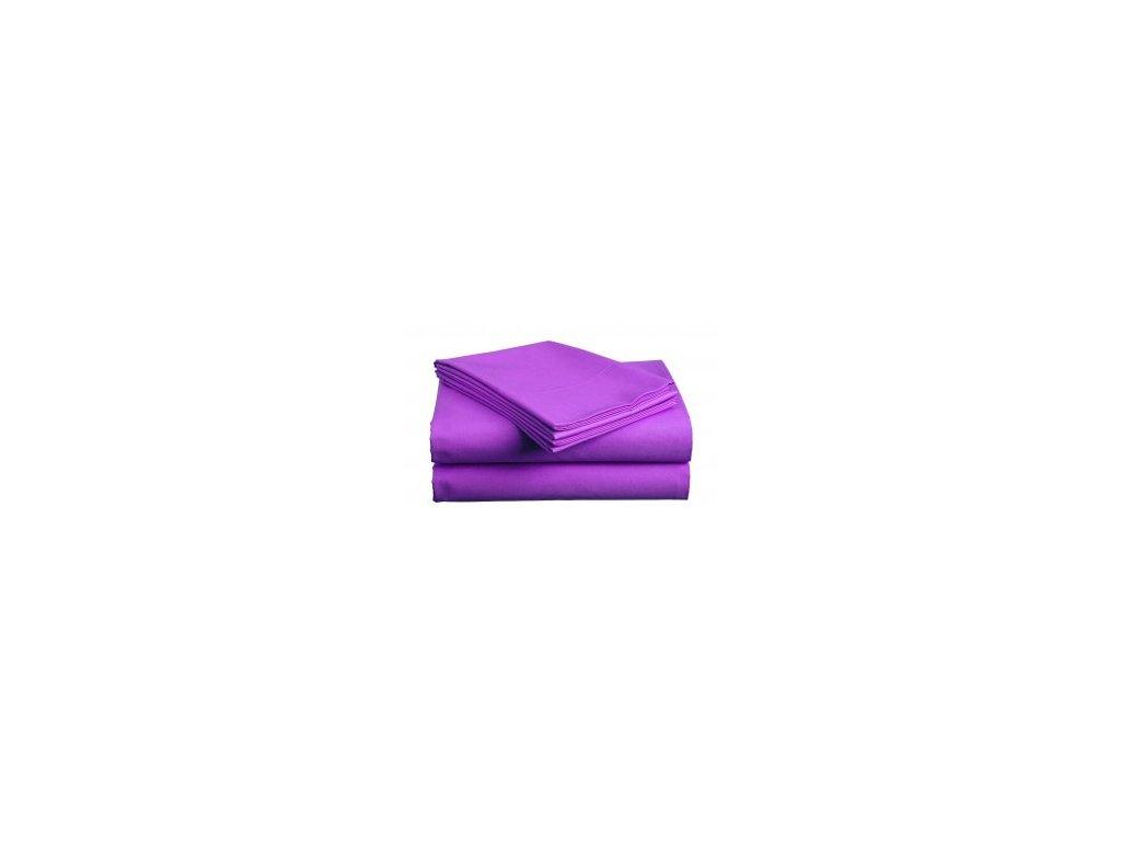 Plachta fialová