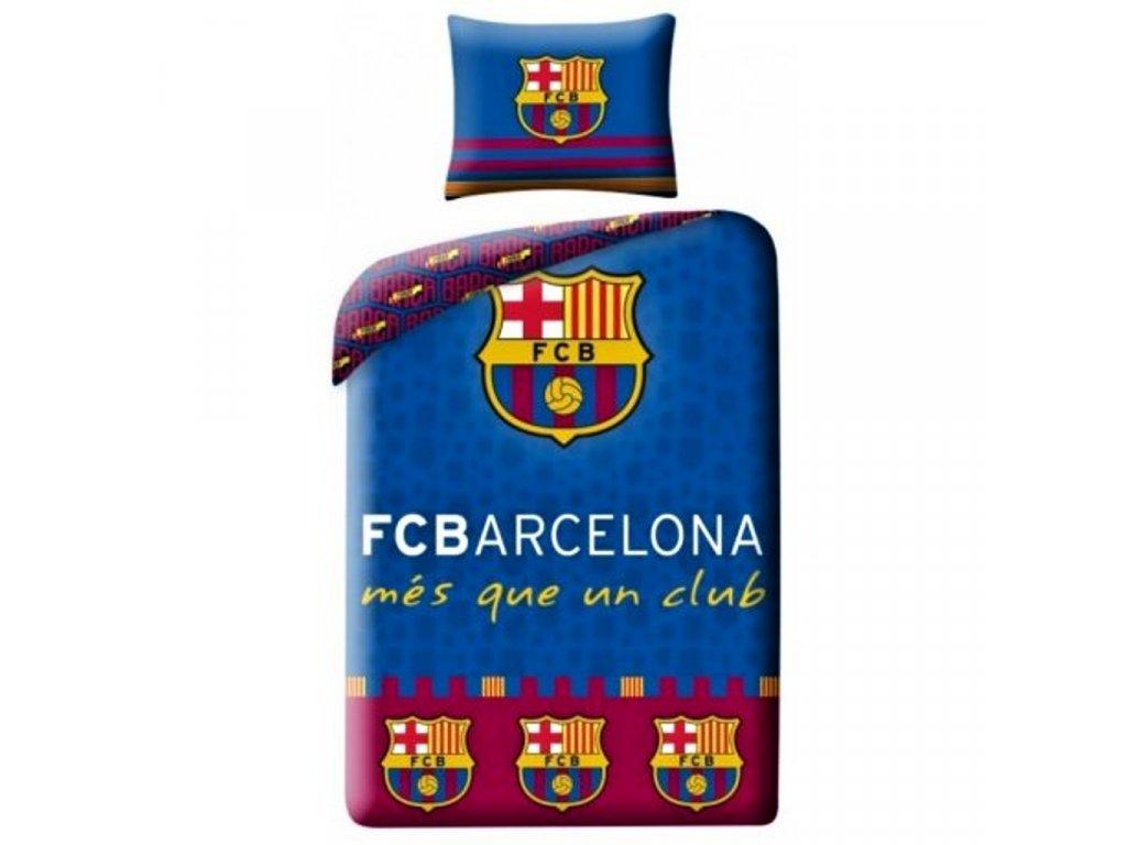 Povlečení FC Barcelona FCB 8010BL