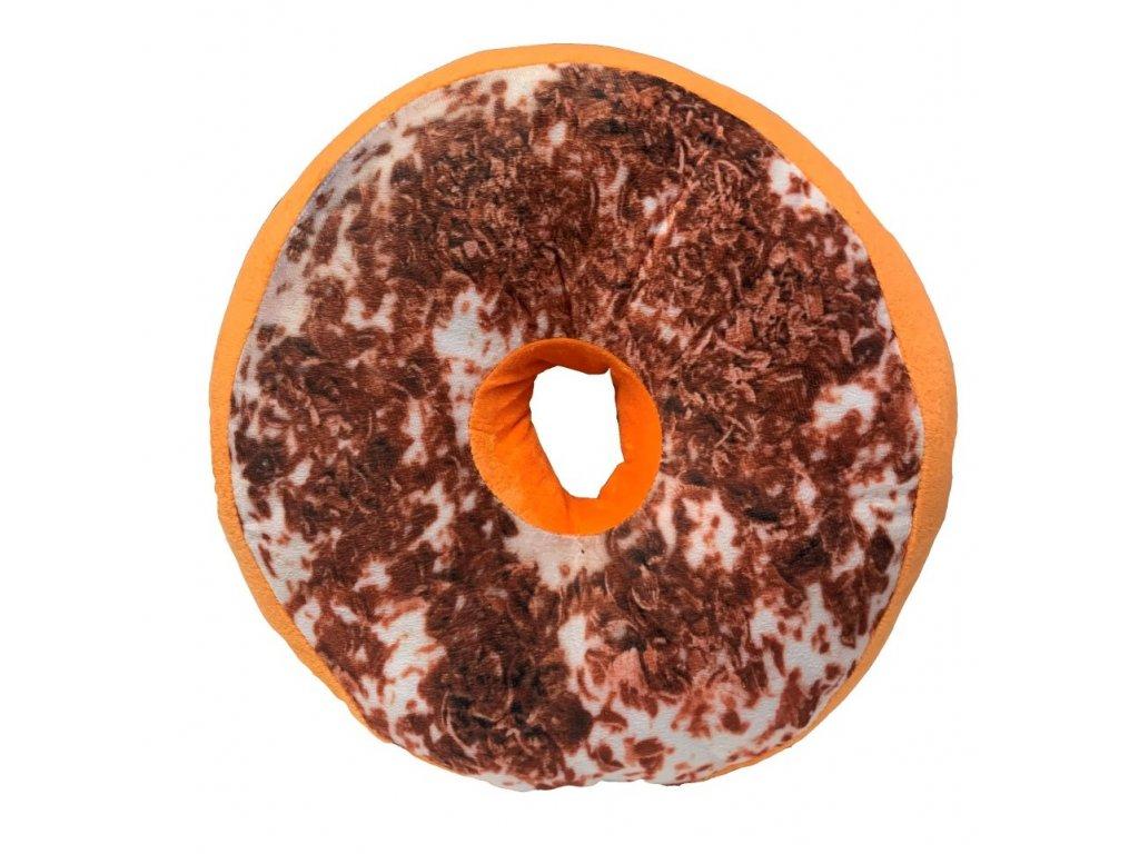 Dekorační polštář Donut 3