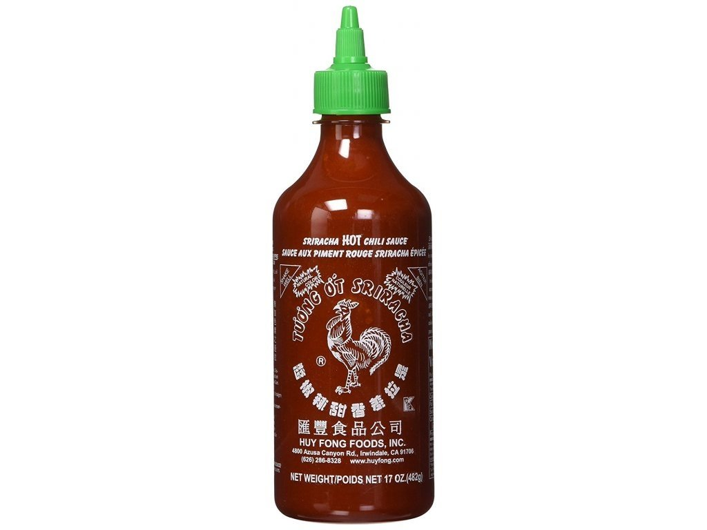 omacka sriracha hot