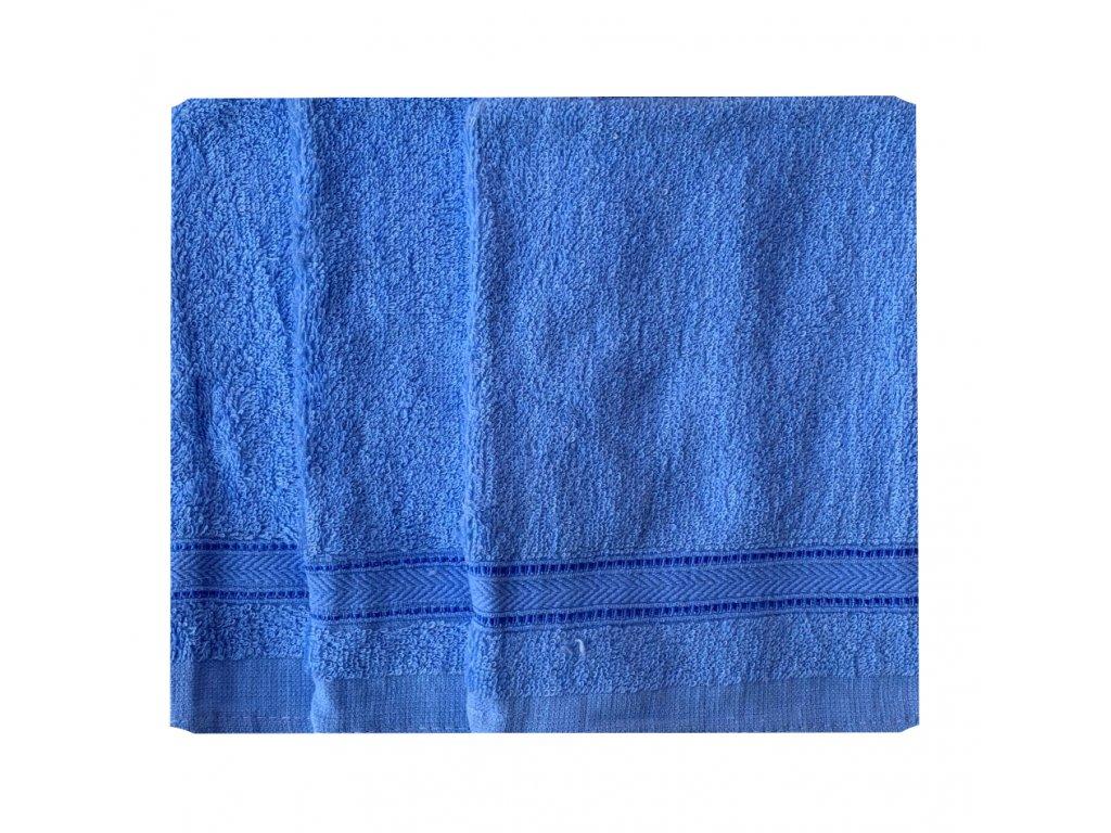 Žíňka BASIC tmavě modrá - 3 kusů