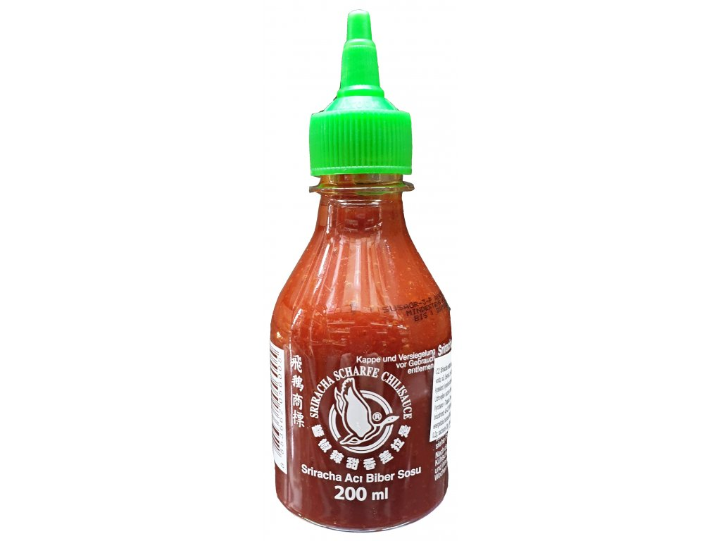Sriracha Aci Biber Soso 200 ml