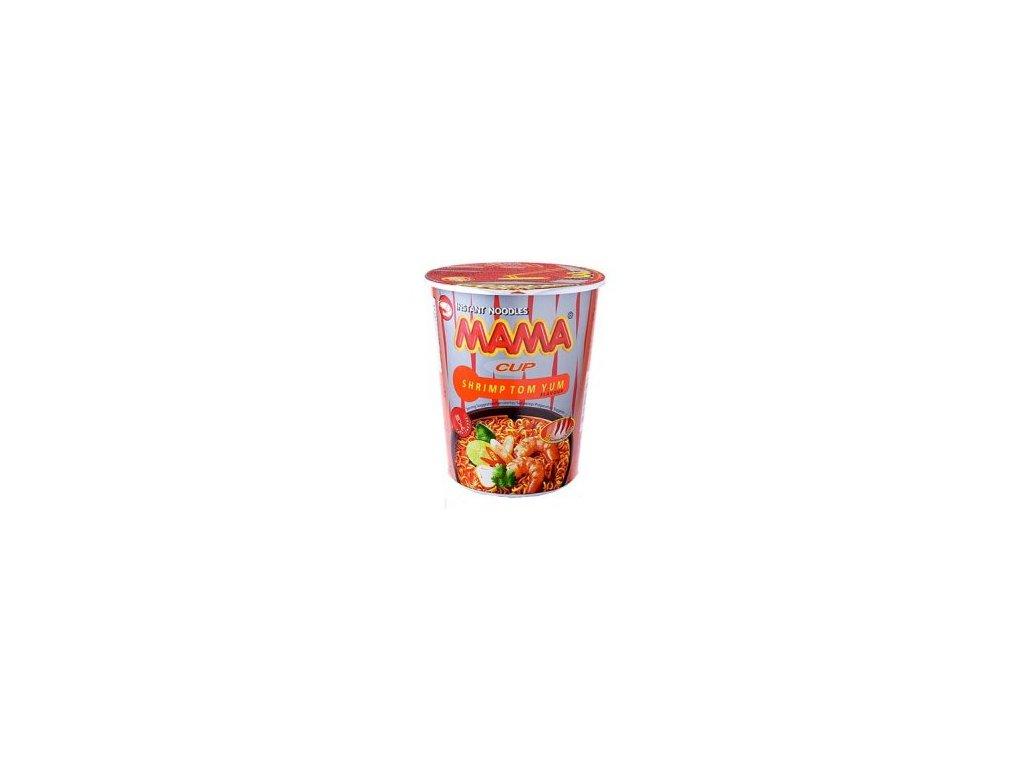 MAMA krevetová polévka