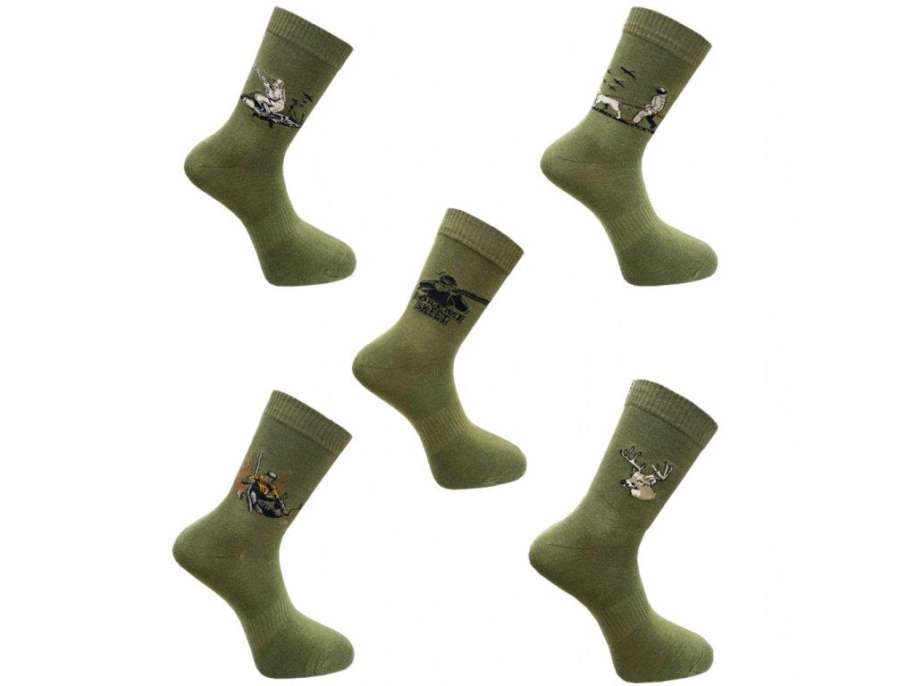 Pánské ponožky FC5717