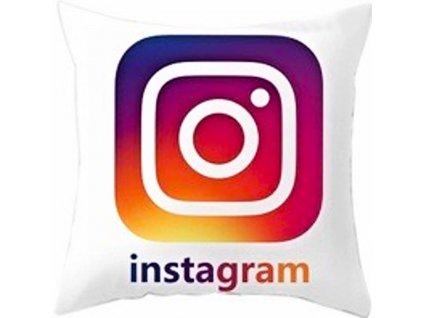 Povlak na polštář instagram