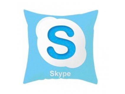 Povlak na polštáře na skyper
