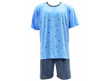 Pánské pyžamo krátké n-feel No:411