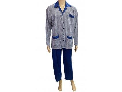 Pánský pyžamový kabátek - PZA06