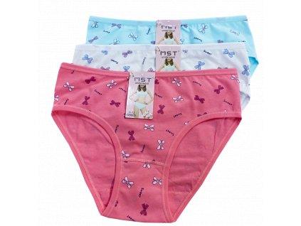 Dívčí kalhotky ( 3 ks v balení )