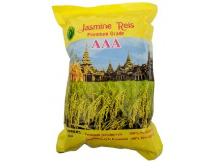 aaa jasminova rýže 4,5 kg