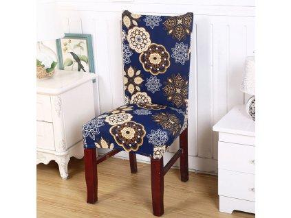 Univerzální potah na židli Mandala