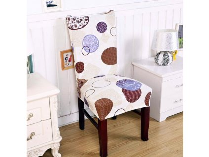 Univerzální potah na židli Elipsy