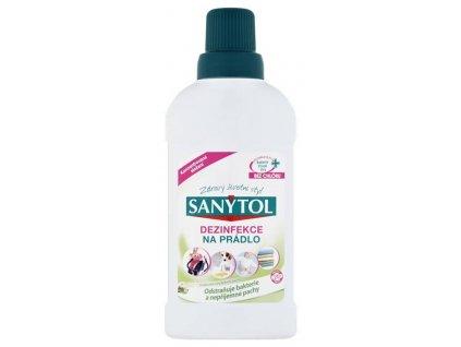 sanytol dezinfekce na pradlo