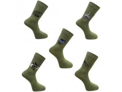 Pánské ponožky FE5716