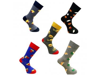 Pánské podžímní ponožky FC 5030