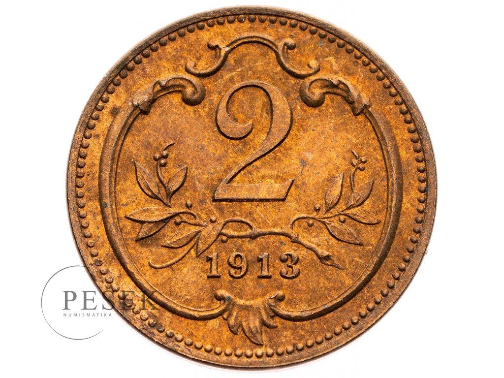 3501 2 haler 1913