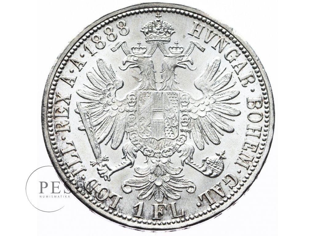 3801 zlatnik 1888