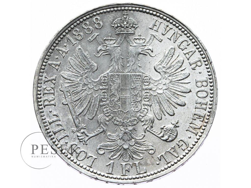 3804 zlatnik 1888