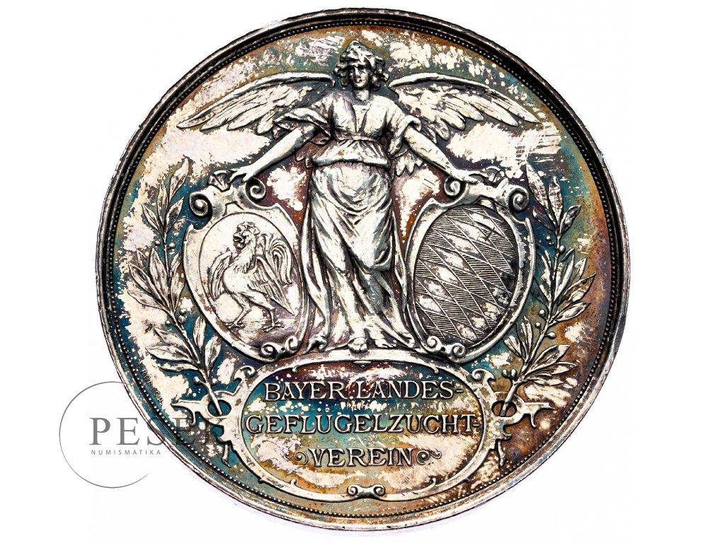3936 bayern medaile 1898