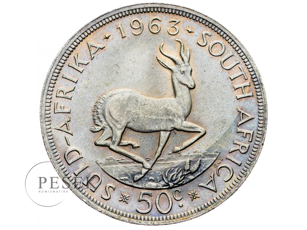 4041 50 cents 1963