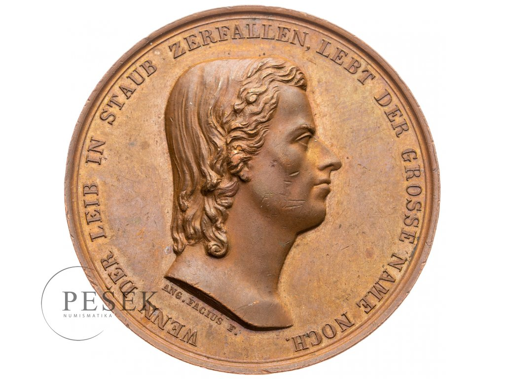 4290 medaile 1847 angela facius