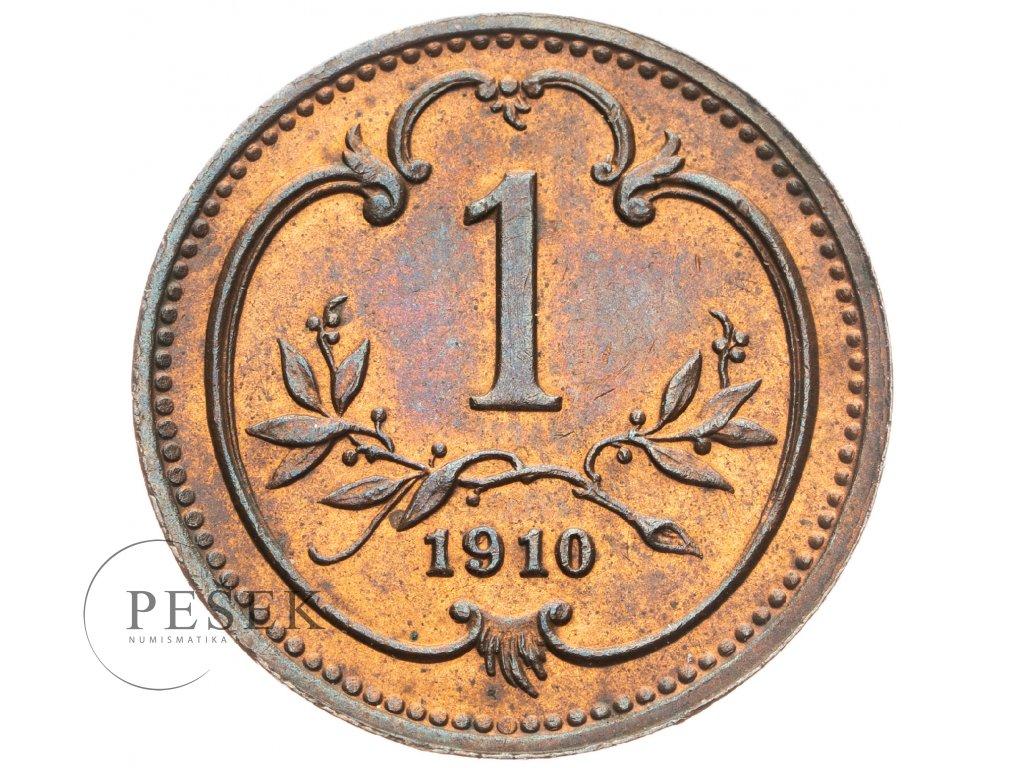 4629 1 haler 1910