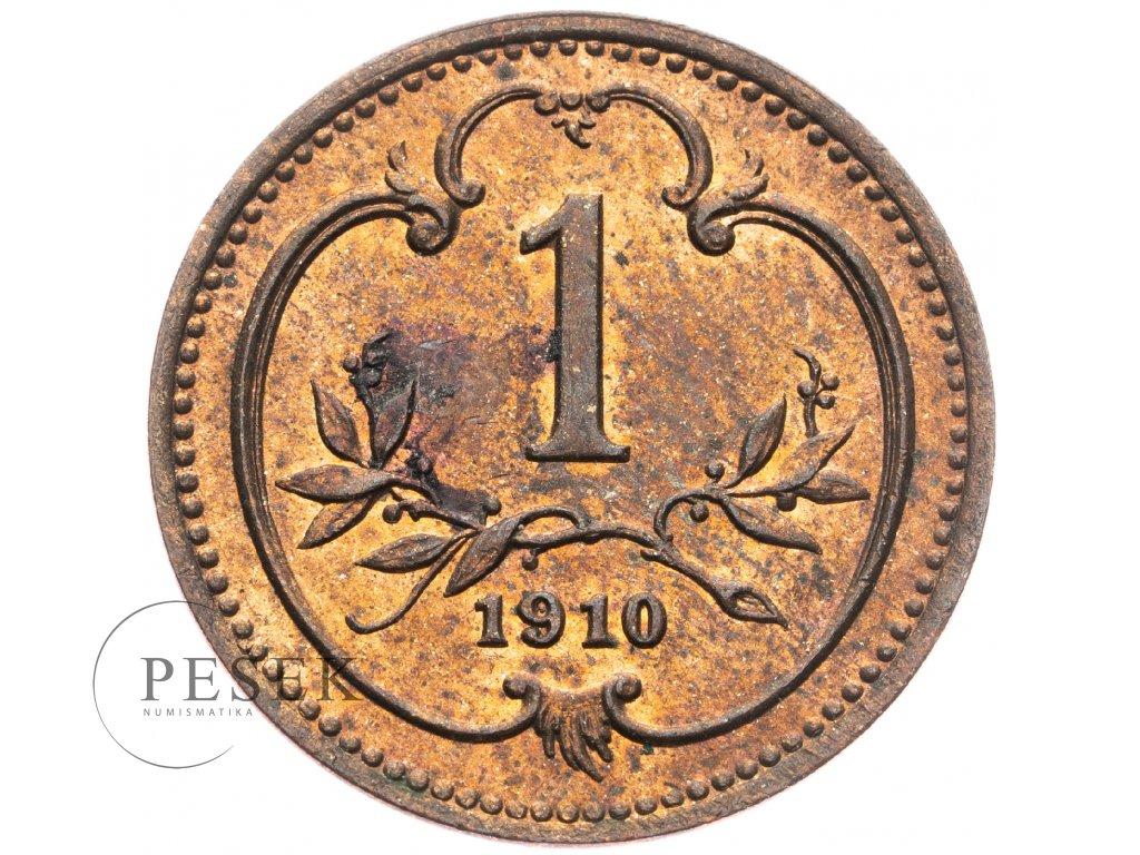 4635 1 haler 1910