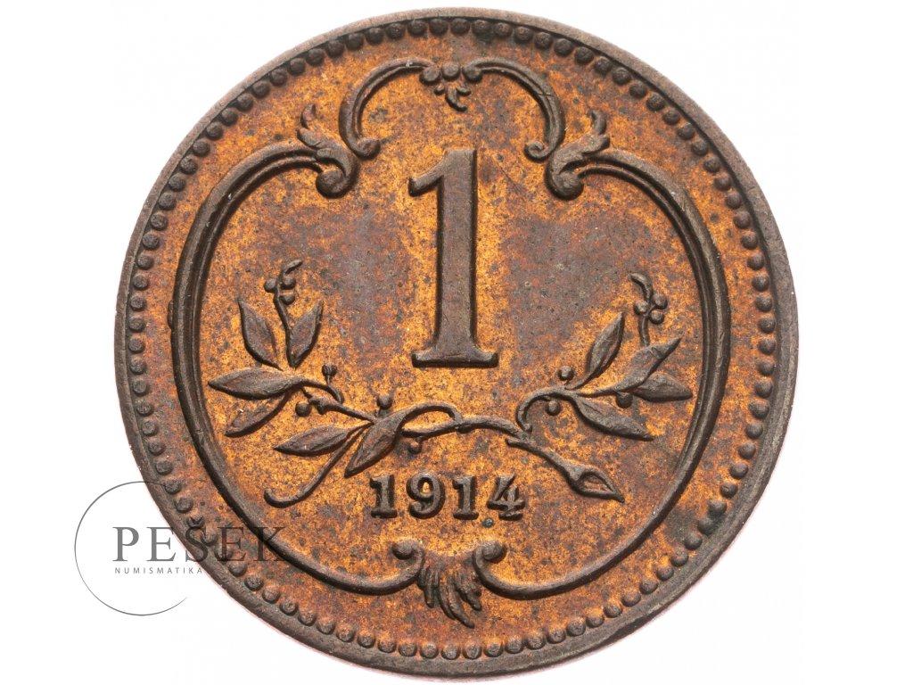 4662 1 haler 1914