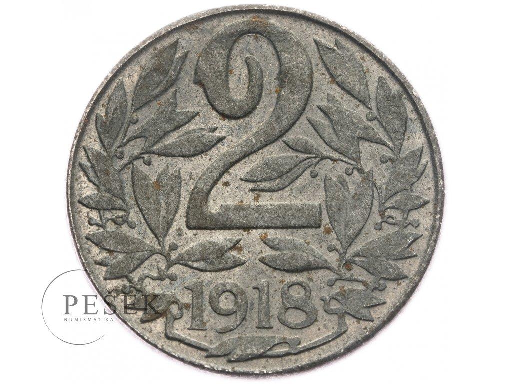 4680 2 haler 1918