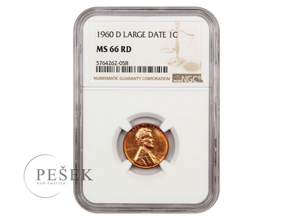 1 cent 1960 1