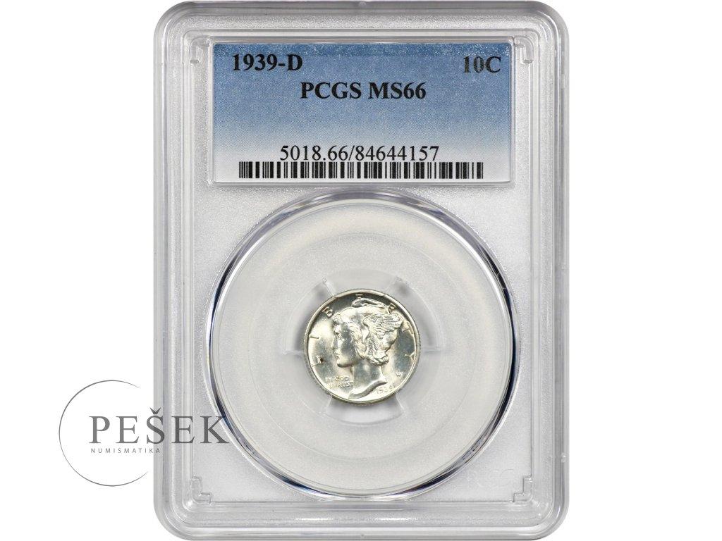 5133 10 cent 1939 d