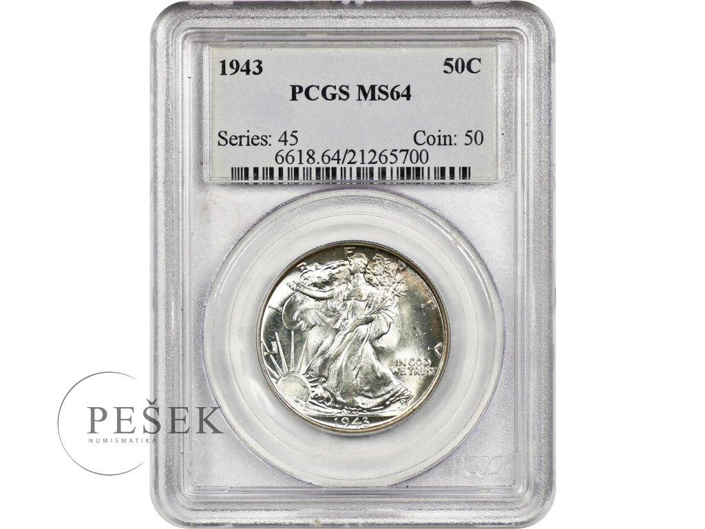 5202 1 2 dollar 1943