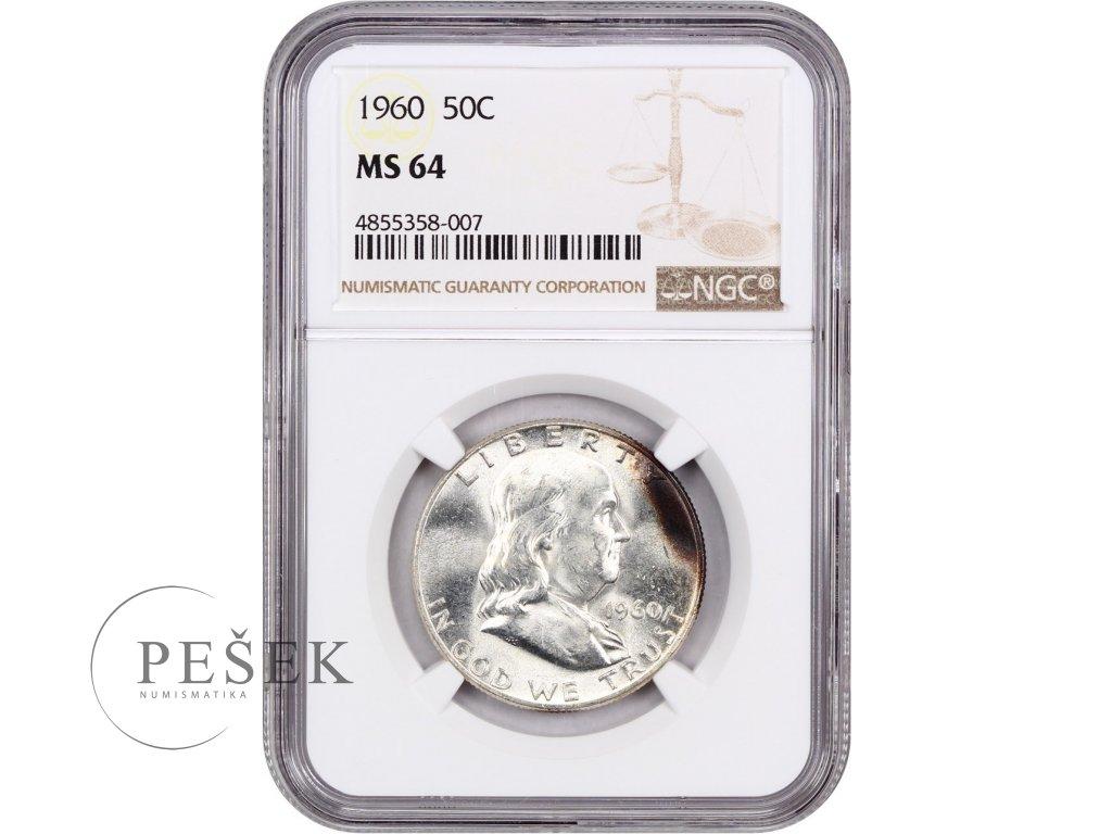 5220 1 2 dollar 1960