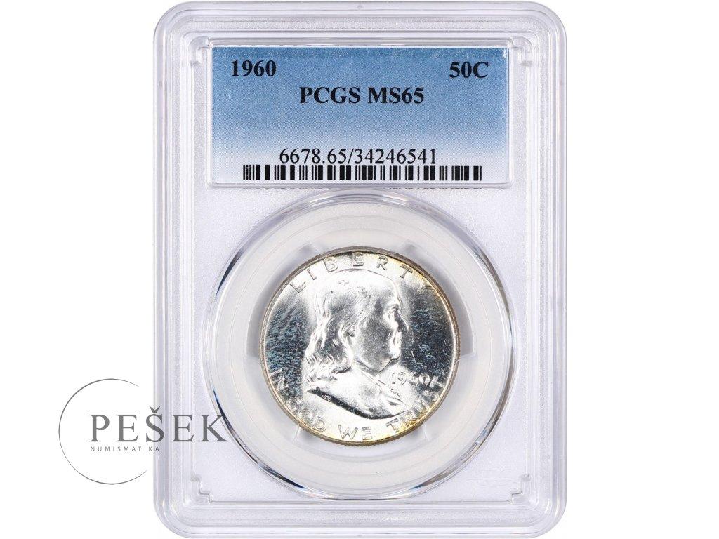 5223 1 2 dollar 1960