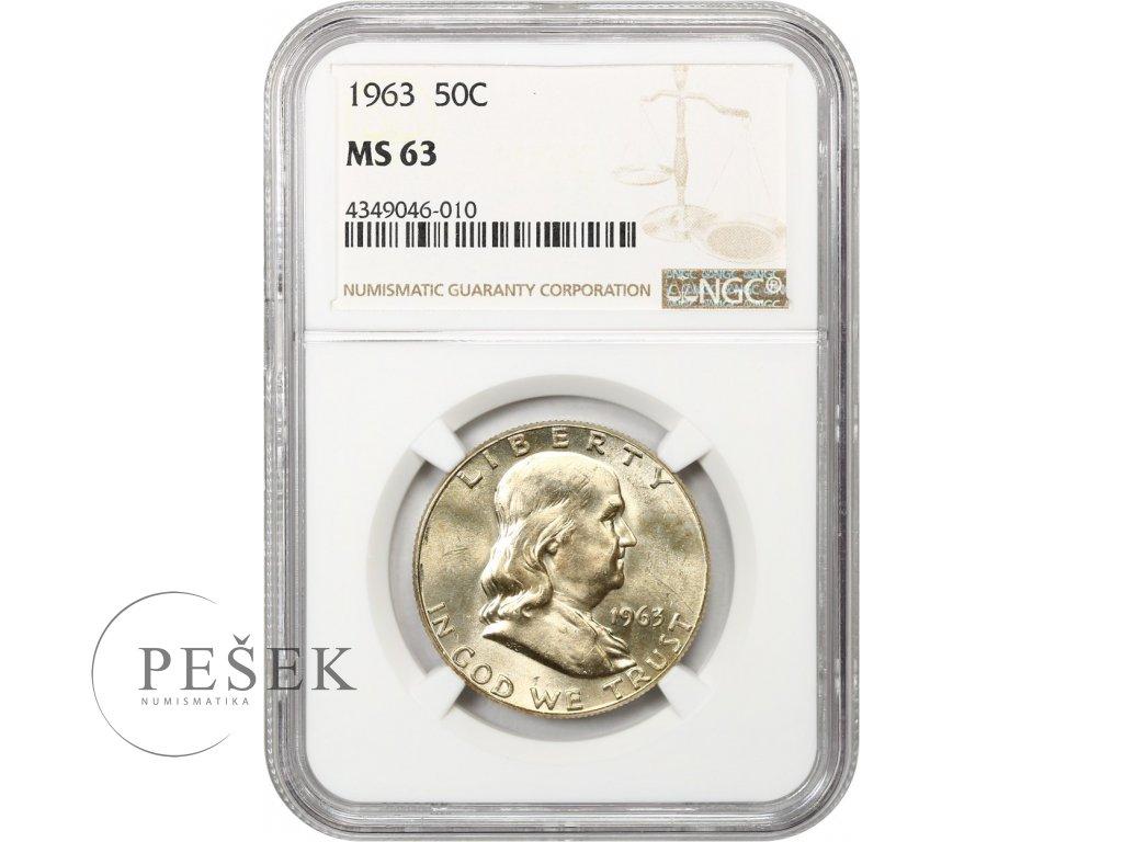 5229 1 2 dollar 1963