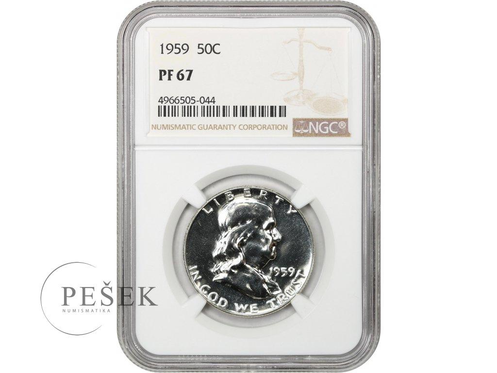 5256 1 2 dollar 1959