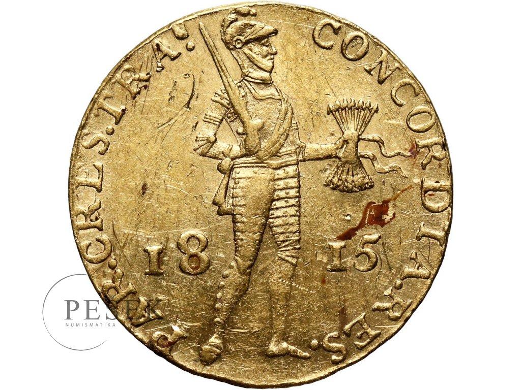5346 holandsky dukat 1815