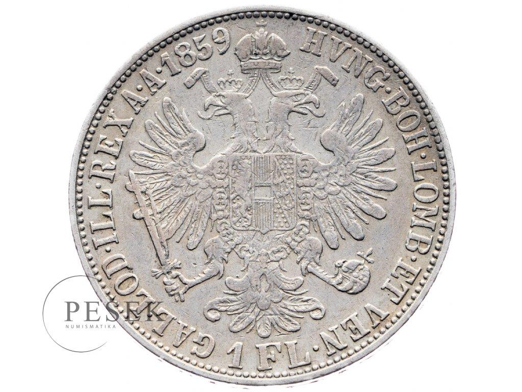 5844 zlatnik 1859 m