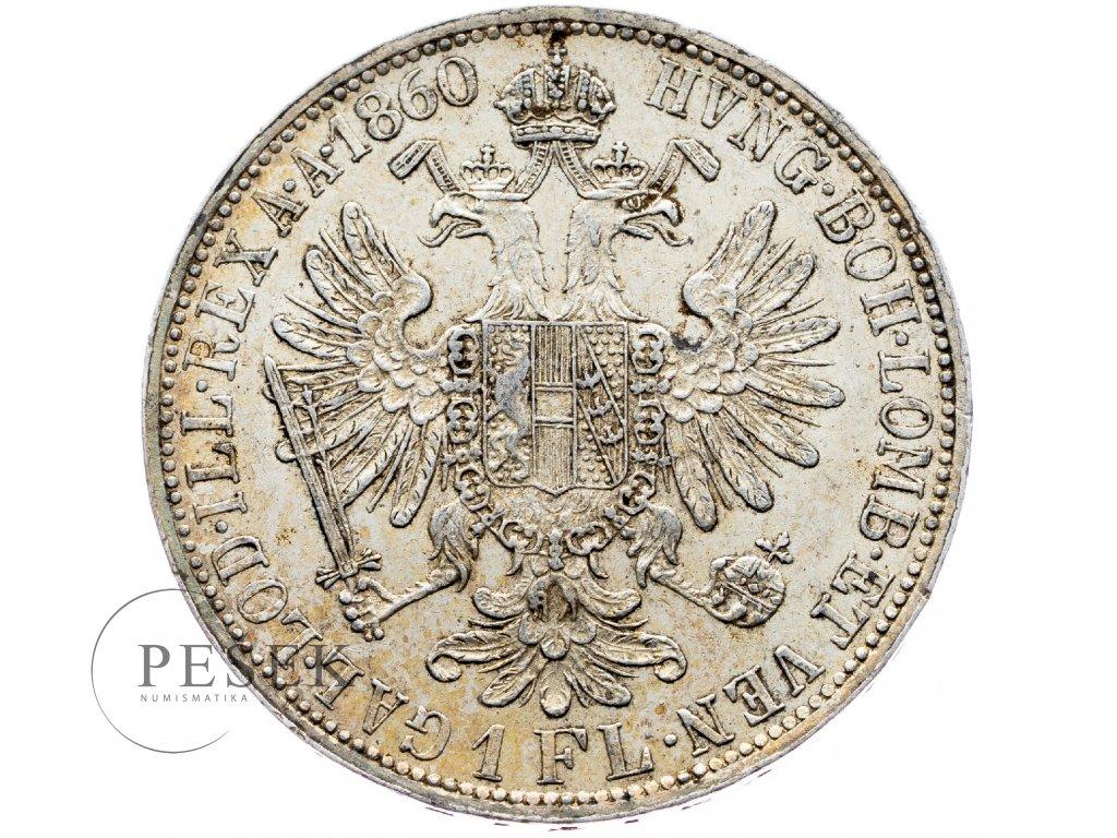 5850 zlatnik 1860 a