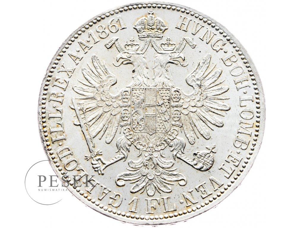 5880 zlatnik 1861 a