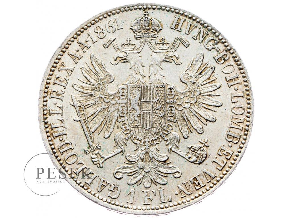 5883 zlatnik 1861 a