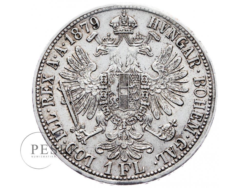 5919 zlatnik 1879 bz