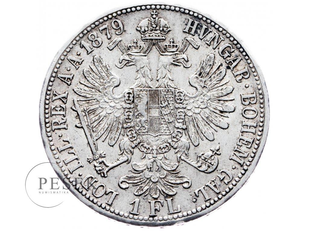 5922 zlatnik 1879 bz