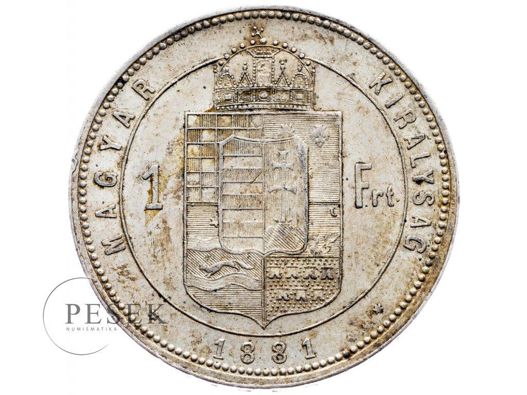 5943 zlatnik 1881 kb