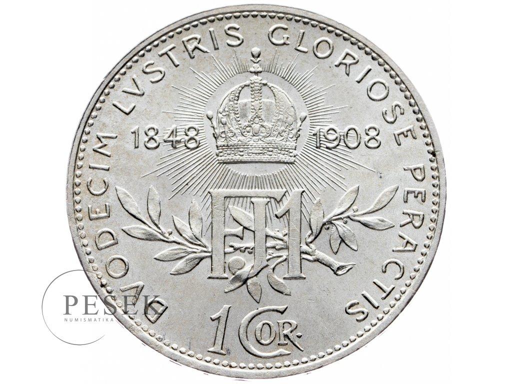 6459 1 koruna 1908