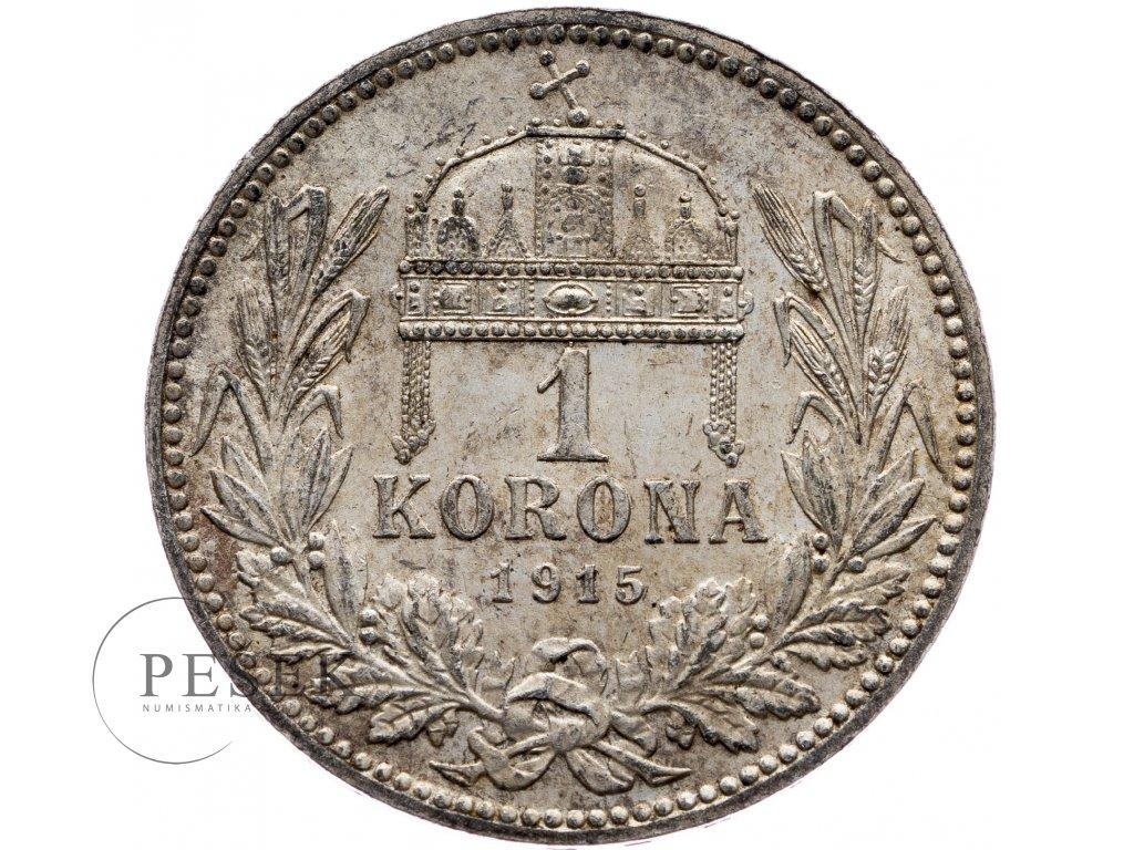 6588 1 koruna 1915 kb