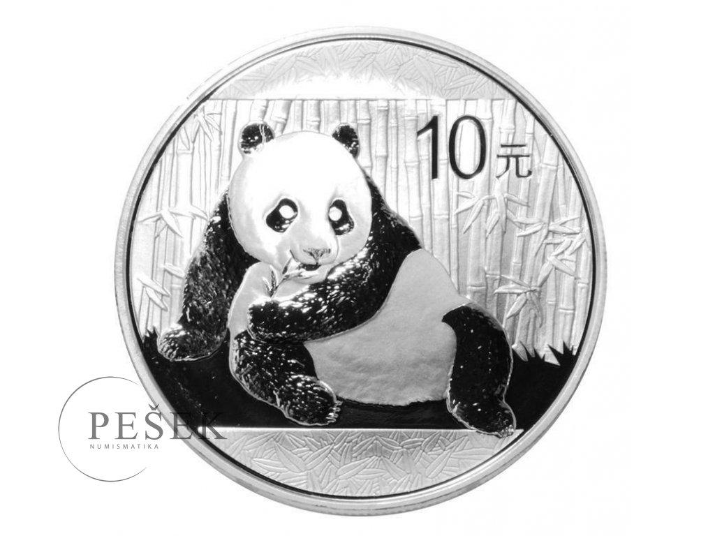 1oz Panda 2015