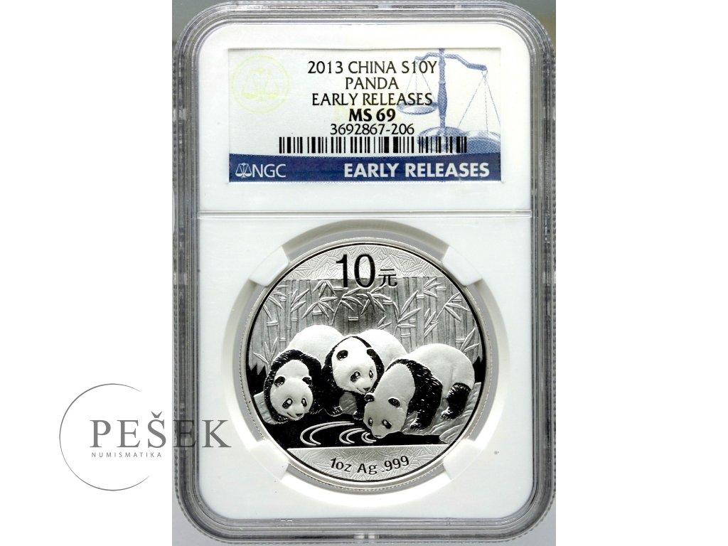 10 Yuan 2013 blue
