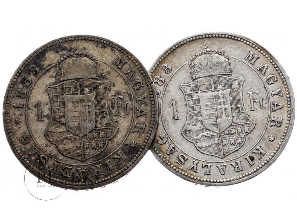 6753 zlatnik 1883 kb 2ks